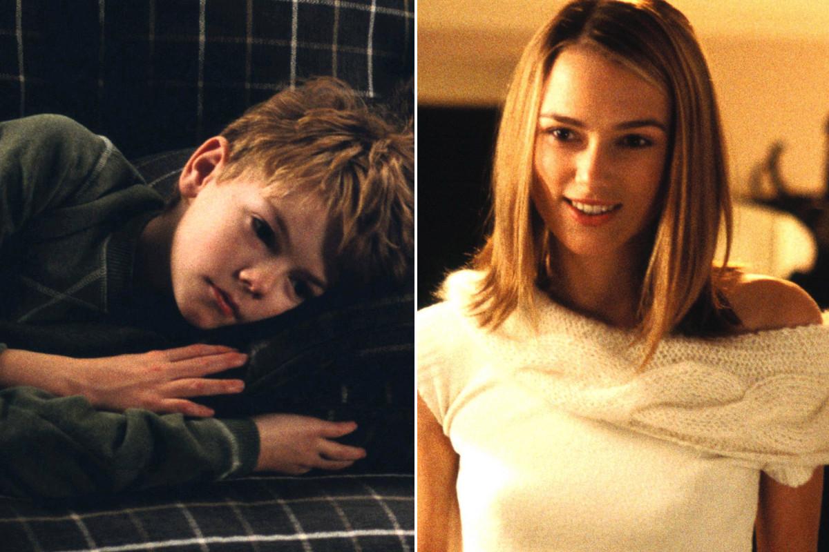 Keira Knightley, Thomas Brodie-Sangster age gap in 'Love ...