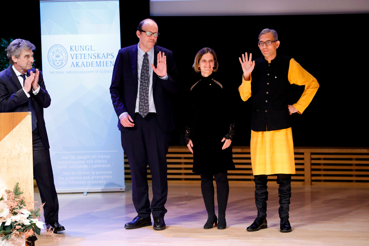 3 Nobel winners will donate prize money to support research