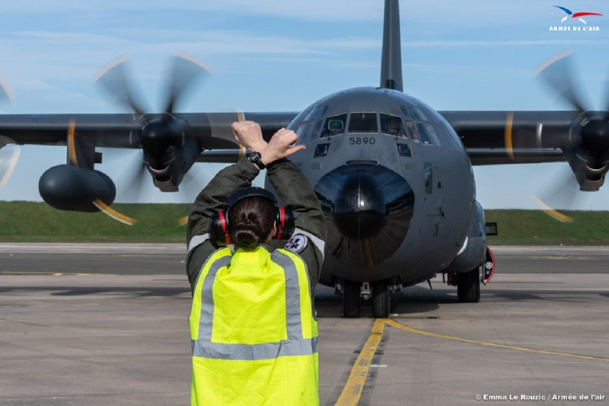 France takes delivery of second and final KC-130J tanker – Defence Blog