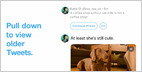 """Twitter announces a """"continue thread"""" option, a new feature that links tweets together while they are being composed (Chance Miller/9to5Mac)"""