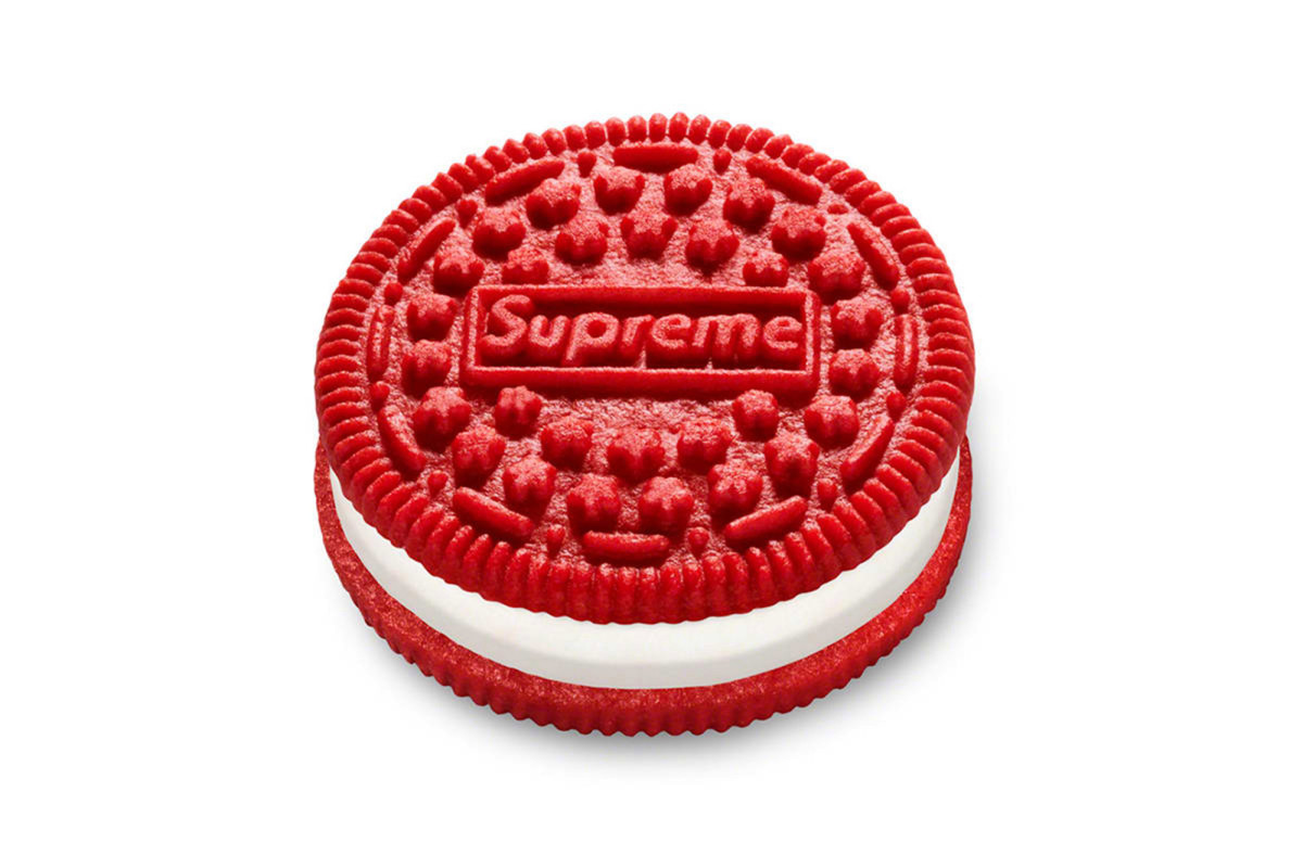 Supreme Oreos are already reselling on eBay for ,600
