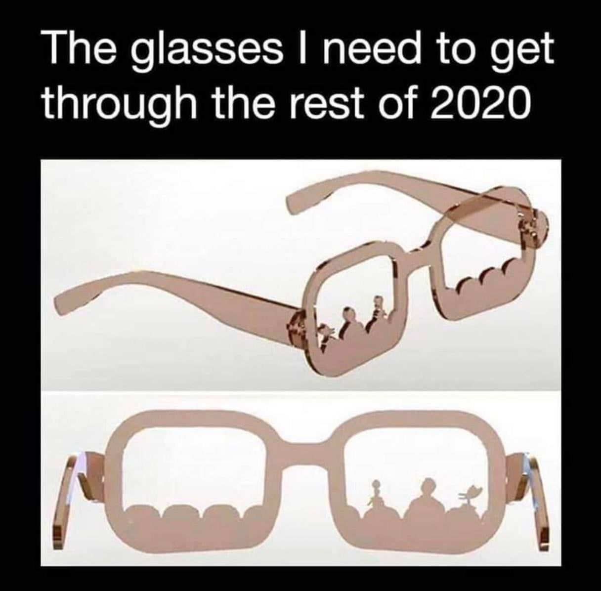 The Glasses I Definitely Need To Get Me Through This Year Monkey Viral