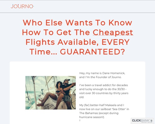 How To Book The Cheapest Airfare Available, Every Time… By Journo Travel